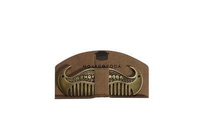 Moyaboroda Гребень для усов и бороды - Beard Comb