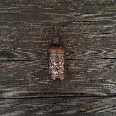 Moyaboroda - Шампунь для ухода за волосами и бородой Active Shampoo