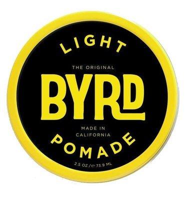 Byrd Light Pomade - Легкая помада для укладки 90 мл