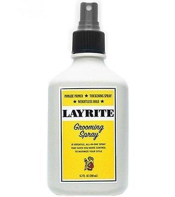 Layrite Grooming Spray - Спрей для укладки 190 мл