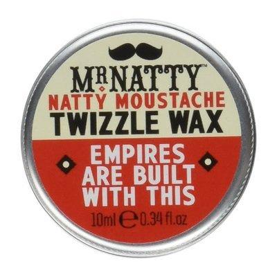 Mr.Natty's Moustache Twizzle Wax - Воск для закручивания усов 15 гр