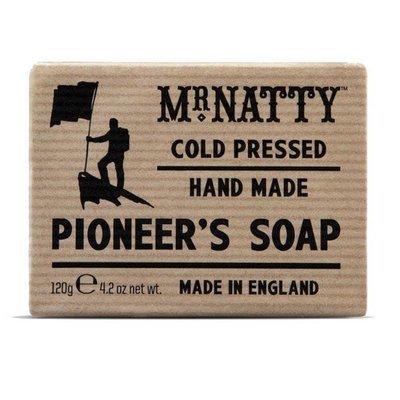 Mr.Natty Pioneer's Soap - Пионерское мыло для рук 100 гр
