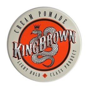King Brown Cream Pomade - Крем-помада для укладки 75 гр