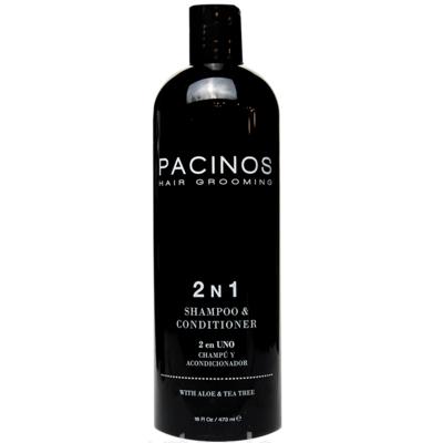 Pacinos 2 in 1 Shampoo and Conditioner - Шампунь и кондиционер для волос 473 мл