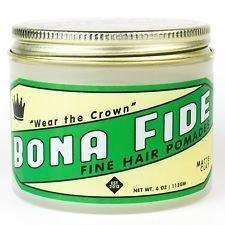 Bona Fide Matte Clay - Матовая глина для укладки 113 гр