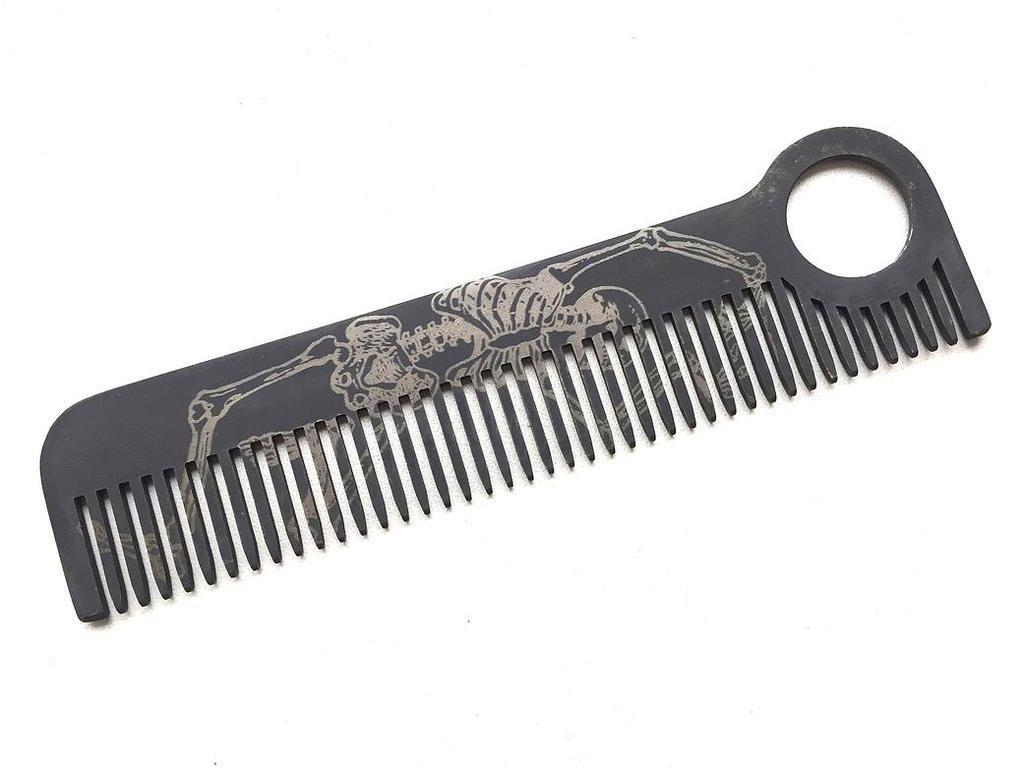 Chicago Comb Co. - Расческа Black Skeleton Модель No1