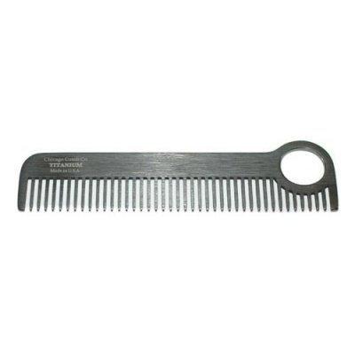 Chicago Comb Co. - Расческа Черный Титан Модель No1