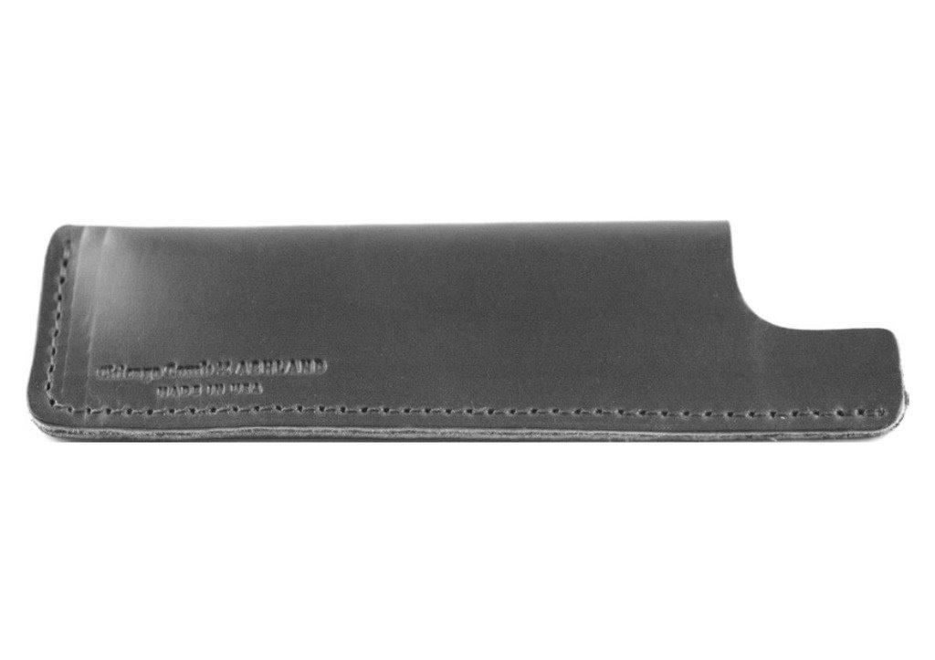 Ashland Leather Co. 1/3 Dublin Black - Чехол классический. Черная кожа