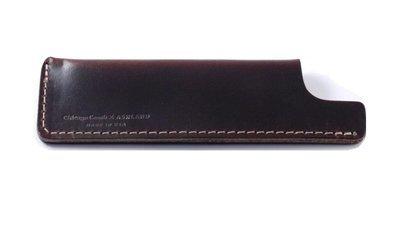 Ashland Leather Co. 1/3 Mahogany Brown - Чехол Красное дерево кожа