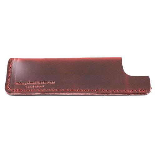 Ashland Leather Co. 1/3 Crimson Red - Чехол Бордовая кожа