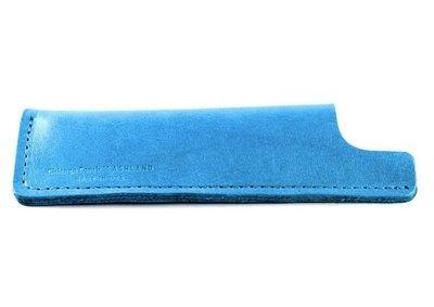 Ashland Leather Co. 1/3 Teal Latigo - Чехол Бирюзовая кожа