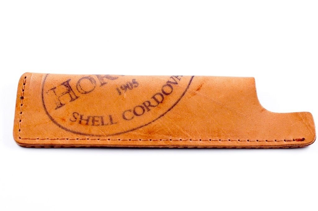 Ashland Leather Co. 1/3 Color No 8 - Чехол винный кордован