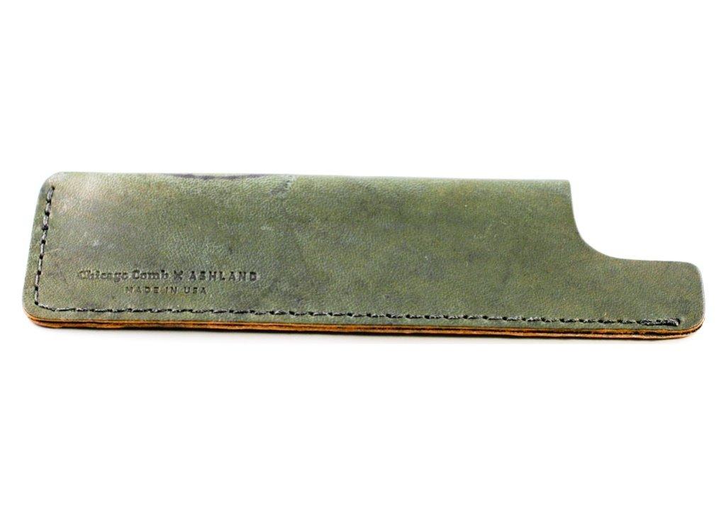 Ashland Leather Co. 1/3 Olive - Чехол оливковый кордован