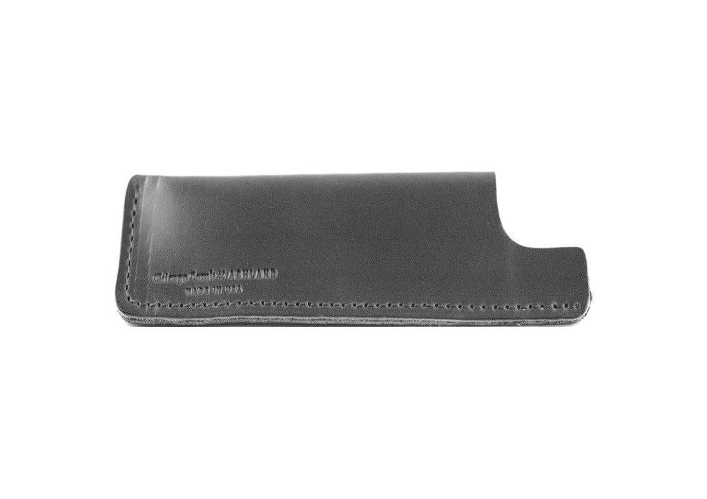 Ashland Leather Co. 2/4 Dublin Black - чехол классический. Черная кожа