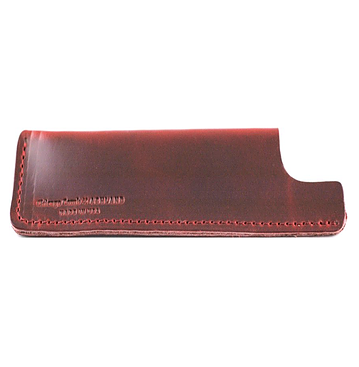 Ashland Leather Co. 2/4 Chromexcel - Чехол Бордовая кожа