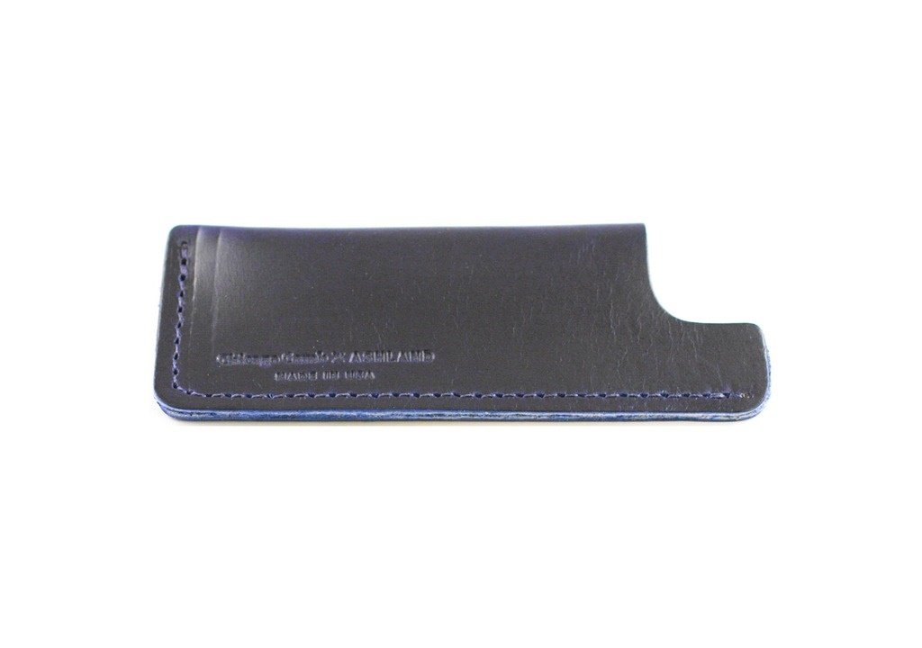 Ashland Leather Co. 2/4 Midnight Blue - Чехол синяя кожа