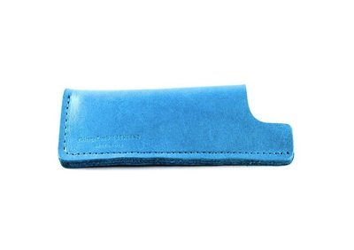 Ashland Leather Co. 2/4 Teal Latigo - Чехол бирюзовая кожа