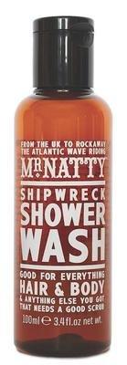 Mr.Natty Shipwreck Shower Wash - Гель для душа 100 мл