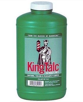 Lucky Tiger King Talc - Тальк универсальный классический аромат 255 гр