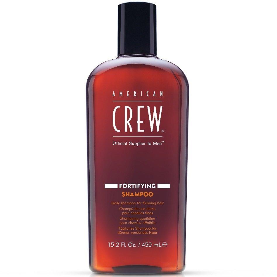 American Crew Fortifying Shampoo - Шампунь для ежедневного ухода за тонкими волосами 450 мл