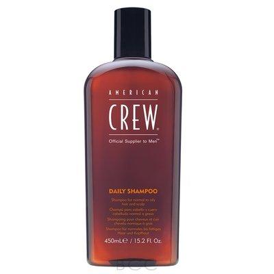 American Crew Daily Shampoo - Шампунь для ежедневного ухода за нормальными и жирными волосами 450 мл