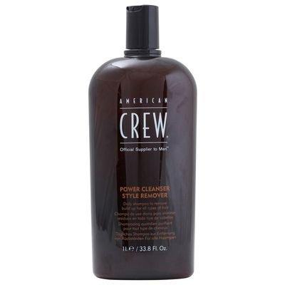 American Crew Power Cleanser Style Remover - Шампунь, очищающий волосы от укладочных средств 1000 мл