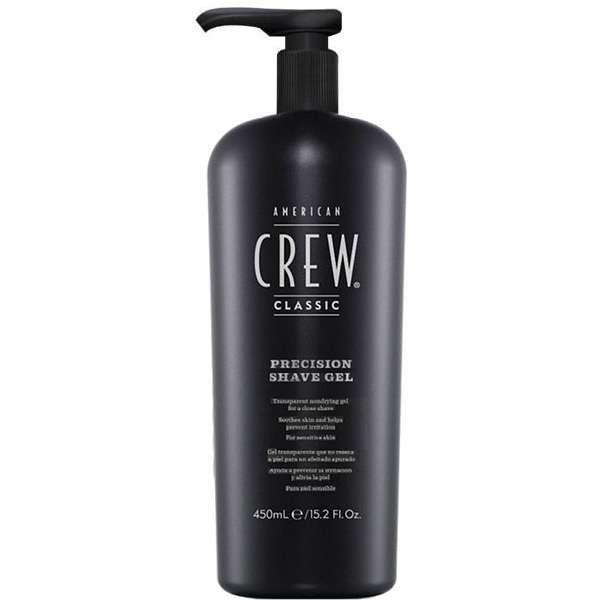 American Crew Precision Shave Gel SHAVING SKINCARE - Непенящийся гель для бритья 450 мл