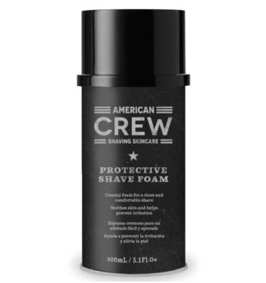 American Crew Protective Shave Foam SHAVING SKINCARE - Защитная пена для бритья 300 мл