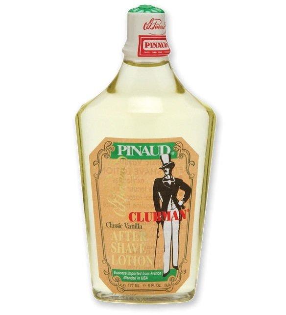 Clubman Classic Vanilla After Shave Lotion - Лосьон после бритья Ваниль 177 мл