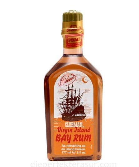 Clubman Bay Rum After Shave - Лосьон после бритья 177 мл