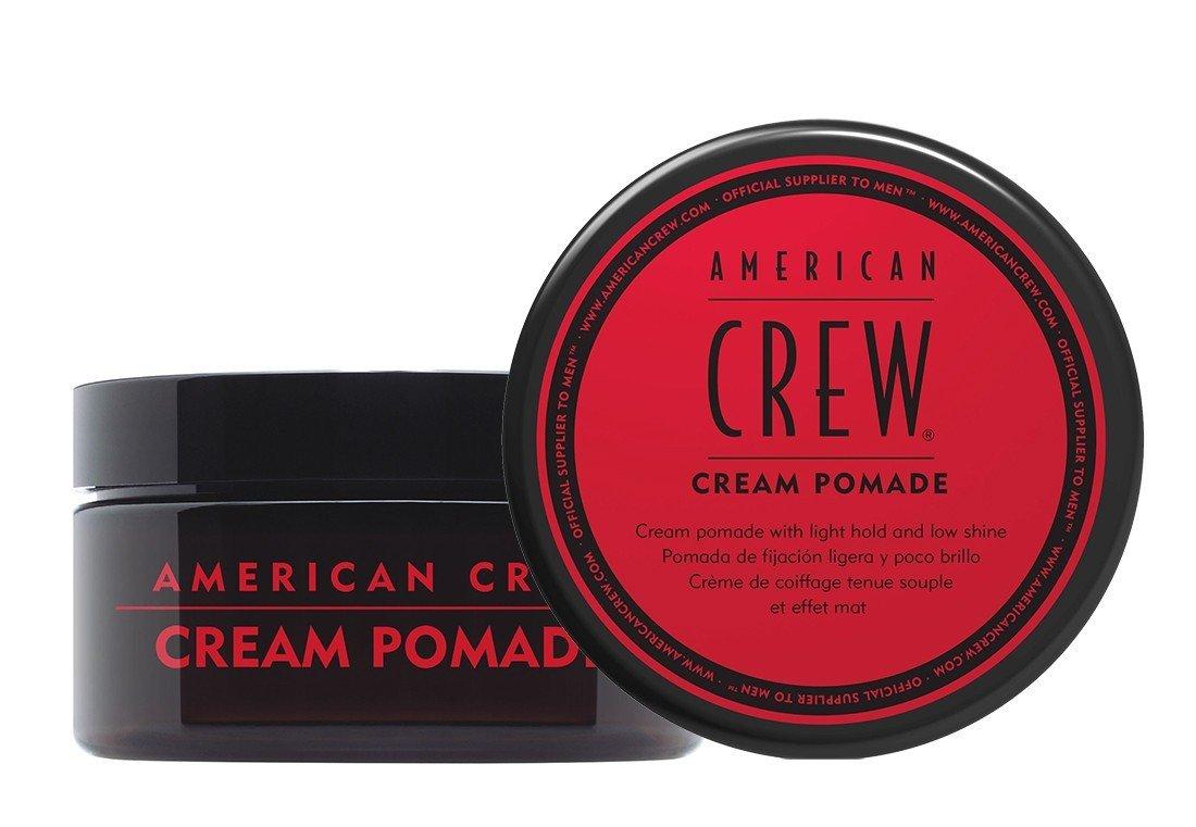 American Crew Cream Pomade - Крем-помада с легкой фиксацией и низким уровнем блеска 85 гр