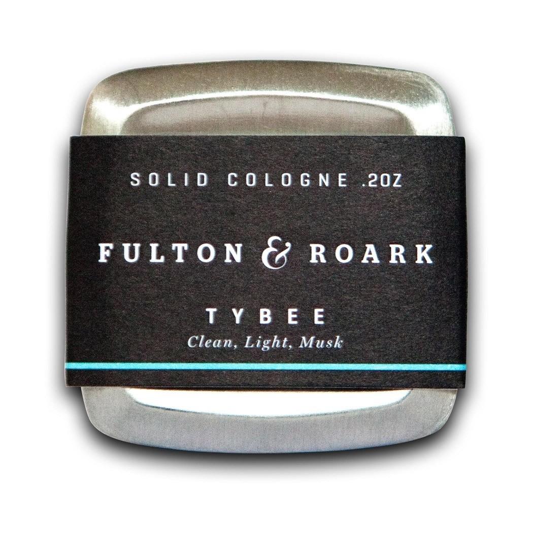 Fulton & Roark Solid Cologne Tybee - Сухой одеколон Натуральный 57 гр