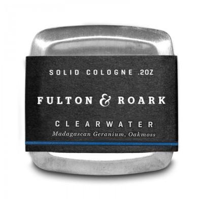 Fulton & Roark Solid Cologne ClearWater - Сухой одеколон Свежий 57 гр