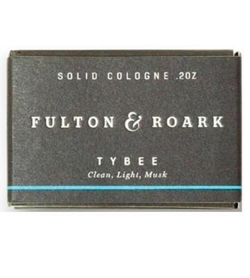 Fulton & Roark Solid Cologne Tybee Refills - Сменный блок Натуральный 57 гр