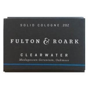 Fulton & Roark Solid Cologne ClearWater Refills - Сменный блок Свежий 57 гр
