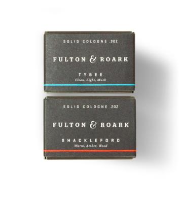 Fulton & Roark Solid Cologne Hatteras Refills - Сменный блок Классический 57 гр