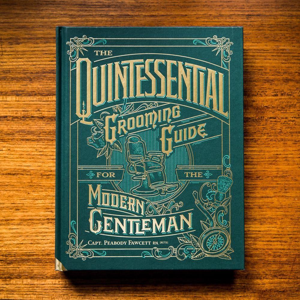 CAPTAIN FAWCETT Книга об истории мужского стиля The Quintessential Grooming Guide