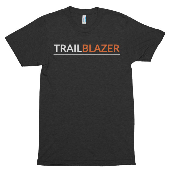 American Apparel TR401 Unisex Tri-Blend Short Sleeve Track Shirt 00002