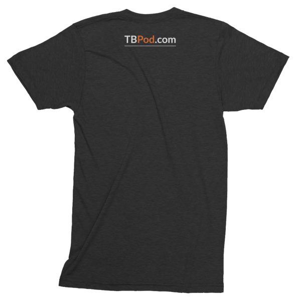 American Apparel TR401 Unisex Tri-Blend Short Sleeve Track Shirt