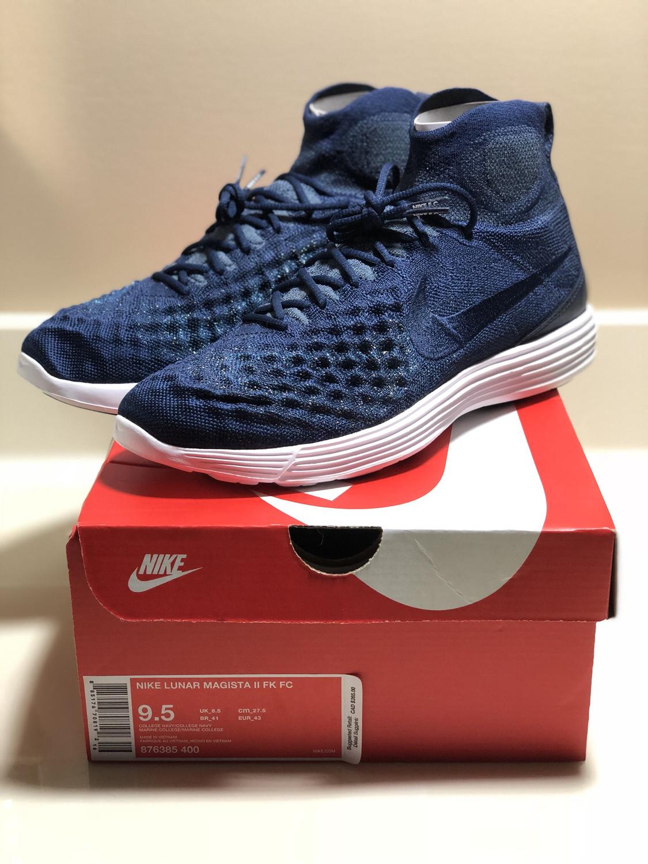 promo code 8ddaa 0ea9e Nike Lunar Magista II FK FC size 9.5