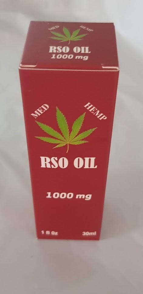 REAL SCIENTIFIC OIL 1000MG
