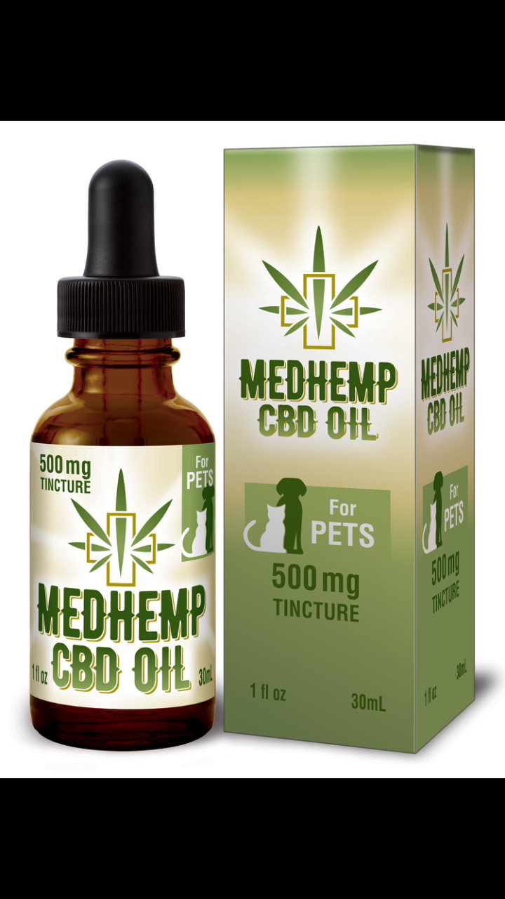 500 MG PET CBD OIL  FREE SHIPPING BUY TWO GET ONE FREE