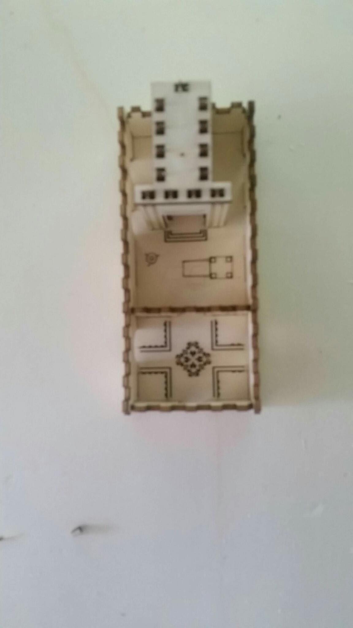 Holy Temple model kit 00010