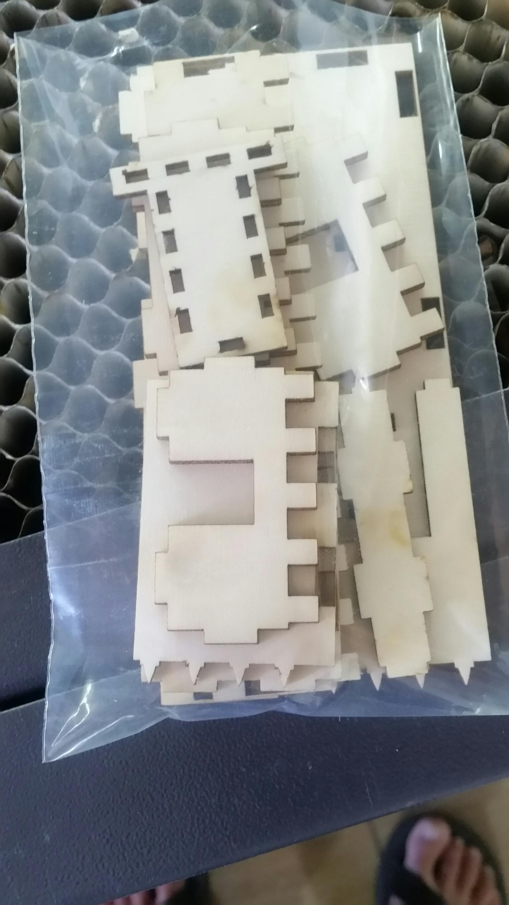 Holy Temple model kit