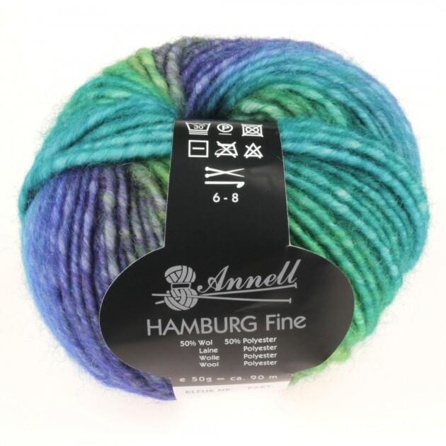 Annell hamburg fine kleur 5138