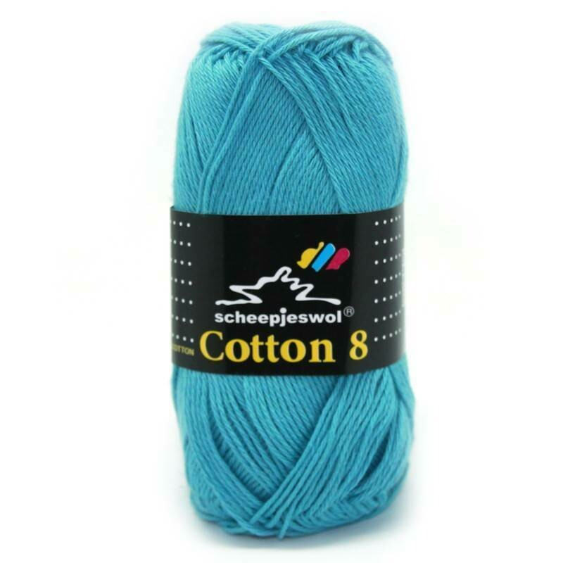 Cotton 8 kleur 725