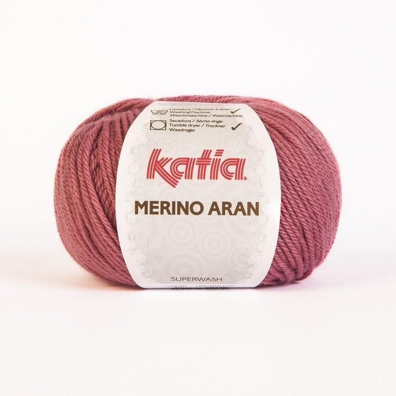 MERINO ARAN KLEUR 54