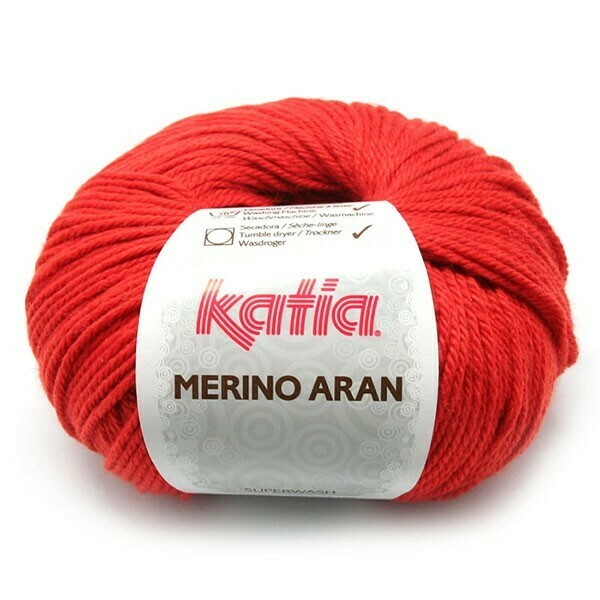 Merino aran kleur 50