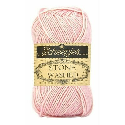 Stone washed kleur 820