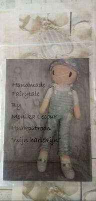 HAAKPATROON BY HANDMADE FAIRYTALE POP